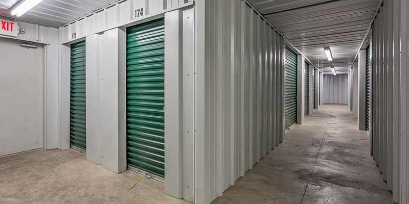 Low Access Storage Units