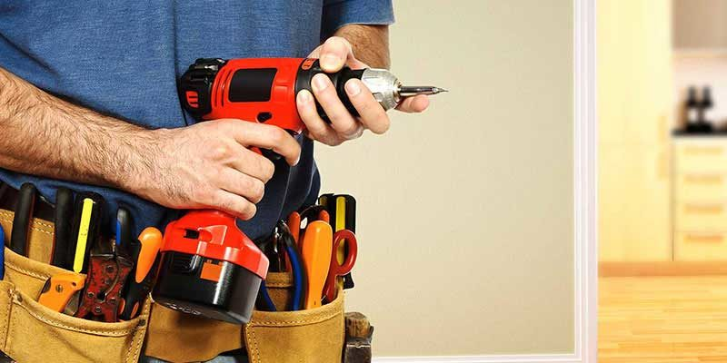 Tools Handy To Reassemble Items