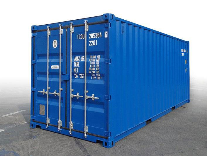 interstate container removals