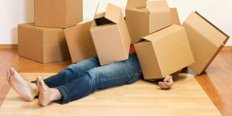A Guide To Avoiding Injury When Moving House