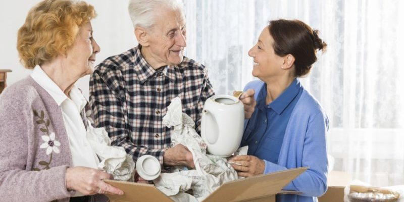 How To Help Seniors Pack For A Move