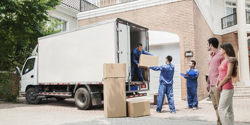 The Pros And Cons of Moving House With Container Removals